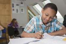 Goda resultat förenat med samhällsansvar på Väsby skola