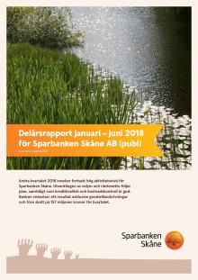 Delårsrapport kvartal 2 2018