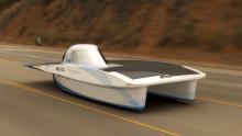 Världspremiär för JU Solar Teams solbil
