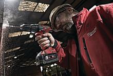 Enemmän käyttöaikaa uudella Milwaukeen M18 REDLITHIUM-ION™ 5.0 Ah akulla!