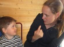 Møt Hanne - daglig leder i Midtstuen Kanvas-barnehage