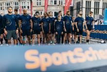 Flaniermeile wird zum Racetrack:  SportScheck Night RUN Kassel 2019