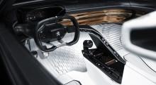 Elbilen Fractal får designpris för Peugeot i-Cockpit®