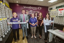 One in five residents revealed to have stroke risk symptoms as Port Glasgow optician hosts award-winning clinic