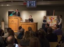 Miljonregn över IngaBritt & Arne Lundberg Collection – klubbat auktionsrekord!