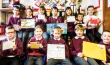 Glenlivet pupils go global on social media