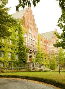 Akademiska Hus moderniserar Universitetsbiblioteket för Lunds universitet