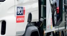 BCA bygger transportnät för fordonstransporter till och från Sverige