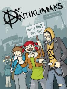 Endelig er Siri Pettersens kult-tegneserie samlet i bokform!