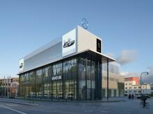 Wästbygg uppför två miljöcertifierade bilanläggningar åt Castellum