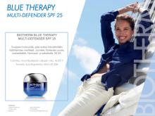Biotherm Blue Therapy Multi-Defender sk 25 lehdistötiedote