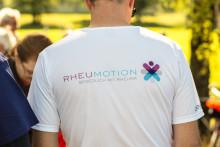 In Bewegung für RheuMotion: AbbVie-Mitarbeiter fahren und joggen durch Deutschland