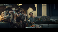 Family home overrun by cowboys, fairies, soldiers and a giant ogre as Complete Wi-Fi comes to life in BT's biggest ever broadband campaign