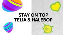 Halebop och Telia bästa mobiloperatörerna i ny stor undersökning