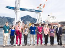 TSUNEISHI SHIPBUILDING accepts Carnegie Mellon University Interns