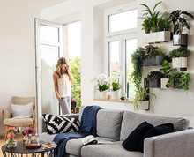 Green up your home! Grün macht glücklich