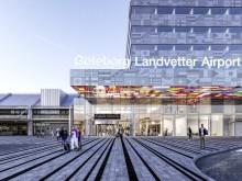 Framtidens Göteborg Landvetter Airport och Airport City Göteborg växer fram