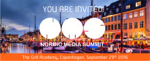 Last chance to register for Nordic Media Summit!
