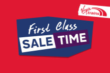 Upgrade with Virgin Trains' First Class seat sale