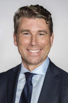 Lars Ljungälv övertar VD-posten för Bergendahl & Son
