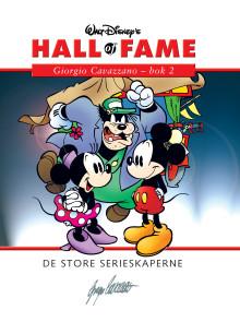 Norsk Donald-tegner får egen plass i Hall of Fame!