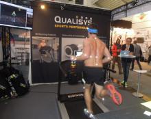 Gör som proffsen – Qualisys löpanalys i 3D på Göteborgvarvet Expo