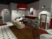 Franskinspirerat café flyttar in på Storgatan i Luleå