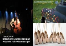Kulturarvsdagen firas på Kyrkberget och Stripabryggeriet