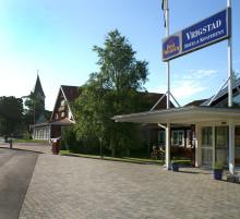 BEST WESTERN Hotel Vrigstad Hotel & Konferens - först med egen solcellsanläggning