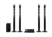 LG Cinema 3D Sound ger en ny dimension till surroundljud och skapar äkta biokänsla