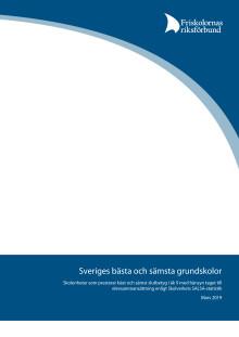 Sveriges bästa och sämsta grundskolor