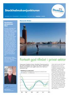Stockholmskonjunkturen kvartal 3 2012