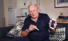 Ovanlig 78-åring sprider glädje på Kungshult