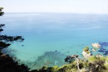 Apollo lancerer Kanali på det græske fastland
