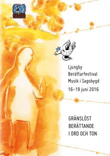 Ljungby Berättarfestival & Musik i Sagobygd – två festivaler i ett!
