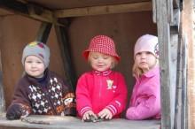 Pysslingen tar över förskolorna Bikupan, Fröhuset och Guldkusten i Östersund