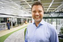 Oscar Tjärnberg blir ny VD för Skånska Byggvaror