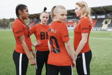 Stadium i nytt initiativ för jämställd idrott - ska fylla Grimsta när BP blir BrommaGirls