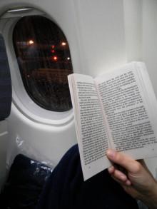 Boken – ett måste för svensken på flyget
