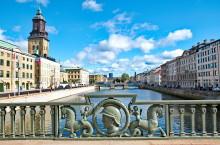 Högtryck på Göteborgs fastighetsmarknad