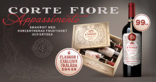 Nyhet! Corte Fiore Appassimento från Italien