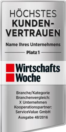 Deutschlands größtes Vertrauensranking: Welche Unternehmen und Branchen liegen vorn?