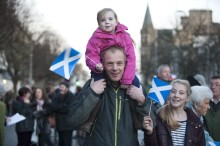 Celebrate Scotland's national day your way