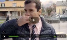 Kalles Kaviar-reklam: Kalles i Schweiz