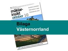 Mäklarsamfundet oktober 2010: Västernorrland