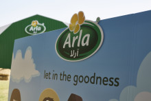 World's largest organic dairy producer launches branded organic milk in the Middle East