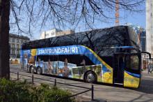 """Mit Bus und Boot durch Leipzig – Saisonauftakt 2018 mit der """"Großen Entdeckertour"""""""