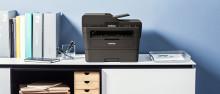 Brother laserprinters met laagste geluidsniveau
