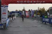 Mohr, Aasheim, Sveen og Johannessen vant den tredje NorgesCupen i sykkelkross på Kongsvinger.