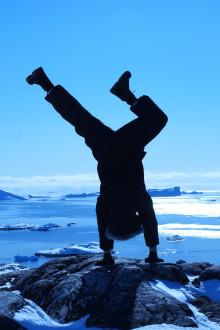 Tre danseforestillinger i ét med 16 internationale dansere i verdensklasse på Kulturværftet 3. februar
